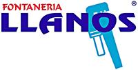 Logo Fontaneria Llanos